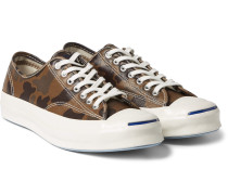Jack Purcell Signature Camouflage-print Sneakers