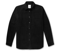 Aske Cotton-Corduroy Overshirt