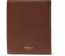 Full-grain Leather Trifold Wallet