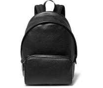 Zaino Full-grain Leather Backpack