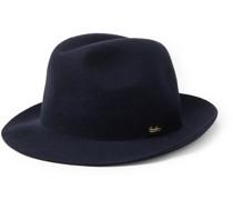 Wool-Felt Trilby Hat