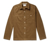 Arnold Cotton-Corduroy Shirt