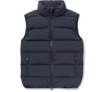 Agile Quilted Shell Down Gilet
