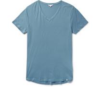 Ob-v Cotton-jersey T-shirt