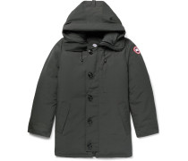 Chateau Shell Hooded Down Parka