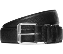 3cm Paris Full-Grain Leather Belt