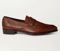 George Leather Loafers