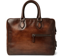 Formula 1001 Polished-leather Holdall