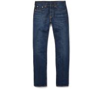 501 Customised Slim-fit Denim Jeans