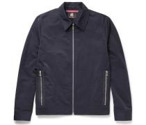 Canvas Blouson Jacket