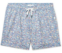 Charles Printed Swim Shorts