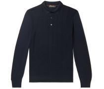 Slim-Fit Kilberry Virgin Wool Polo Shirt