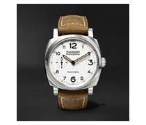 Radiomir 1940 3 Days Automatic Acciaio 42mm Stainless Steel and Leather Watch, Ref. No. PAM00655