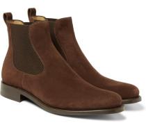 Bristol Suede Chelsea Boots