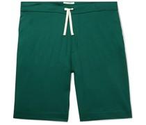Comfort Supima Cotton-Jersey Drawstring Shorts