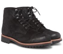 Radley Burnished-suede Boots