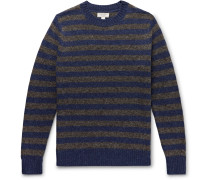 Wallace & Barnes Striped Wool Sweater