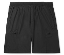 Luther Packable Cotton-Blend Shell Shorts