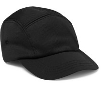 Mesh And Shell Baseball Cap