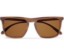 + Oliver Peoples Rue De Sevres D-frame Acetate Polarised Sunglasses