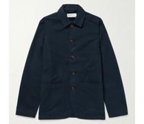 Nebraska Cotton-Flannel Chore Jacket