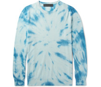 Billy Tie-dyed Cashmere Sweater