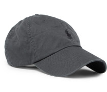 Cotton-twill Baseball Cap - Anthracite