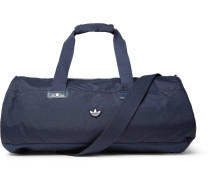 Samstag Nylon Duffle Bag - Navy