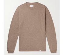 Sigfred Mélange Wool Sweater