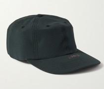 Logo-Embroidered Ripstop Baseball Cap