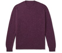 Shetland Wool Sweater
