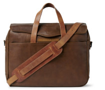 A-2 Leather Briefcase