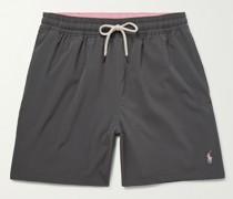 Traveler Mid-Length Swim Shorts