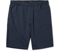 Plymouth Slim-fit Canvas Shorts