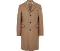 Garret Melton Wool Overcoat