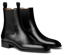 Samson Leather Chelsea Boots