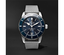 Superocean Héritage II B20 Automatic 42mm Stainless Steel Watch, Ref. No. UB2010121B1S1