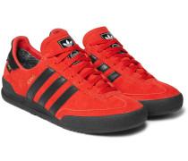 Jeans Gtx Waterproof Suede Sneakers