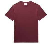 Cotton and Cashmere-Blend Jersey T-Shirt