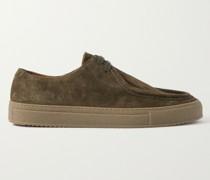 Larry Suede Derby Shoes
