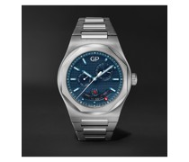 Laureato Perpetual Calendar 42mm Automatic Stainless Steel Watch, Ref. No. 81035-11-431-11A