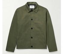 Cotton-Canvas Jacket