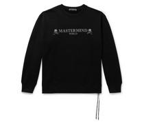 Logo-Embellished Cotton-Jersey Sweatshirt