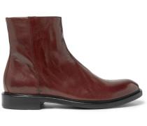 Sullivan Polished-leather Boots