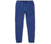Devon Tapered Brushed-cotton Jersey Sweatpants