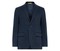 Kei Slim-Fit Unstructured Stretch-Cotton Twill Suit Jacket