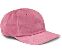 Garment-dyed Cotton-twill Baseball Cap