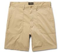 Baker Slim-fit Canvas Shorts