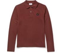 Kolby Slim-fit Cotton-piqué Polo Shirt