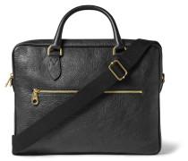 Heathcliffe Full-grain Leather Briefcase